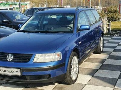 gebraucht VW Passat Variant Neu Edition+Klima+Navi+AHK