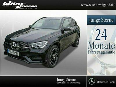 "gebraucht Mercedes GLC300 de 4MATIC AMG-Line+MBUX+AHK+20""+Kamera"