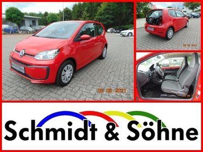 gebraucht VW up! up! 1.0 BMT/Start-Stopp move(EURO 6d-TEMP)