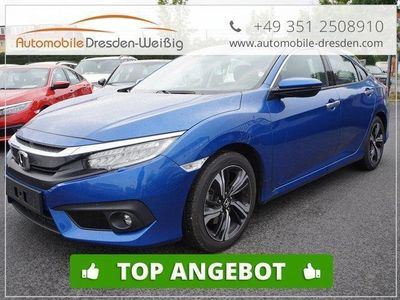 used Honda Civic 1.5 VTEC Executive 9 Gang*LED*Navi*Leder