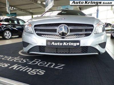 gebraucht Mercedes A180 Style Navi/Klima/Sitzhzg./BC Park-Assist./R-CD