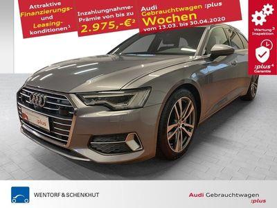 gebraucht Audi A6 Avant 45 TDI quattro sport S-line / Matrix / B&O / Leder / Stadt / Tour