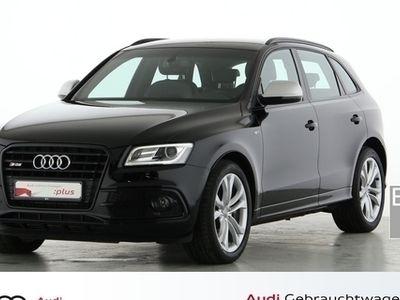 gebraucht Audi SQ5 3.0 competition quattro TIPTR LEDER NAVI EU6 - Klima,Xenon,Sitzheizung,Alu,Servo,