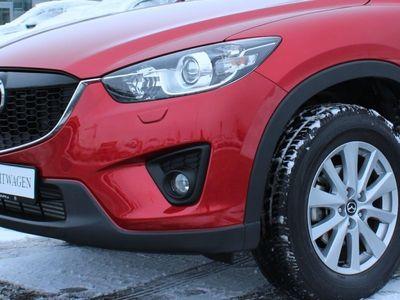 gebraucht Mazda CX-5 2.2 Sendo TECHNIK-PAKET+AUTOMATIK+XENON