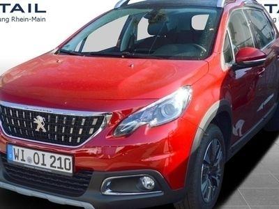 gebraucht Peugeot 2008 PureTech 110 Stop&Start Allure *3D-NAVI*