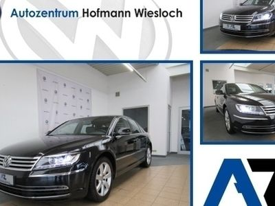 gebraucht VW Phaeton 3.0 TDI 4 Motion //Leder//Navi//ACC (Xenon Klima L