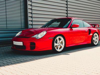 gebraucht Porsche 911 GT2 Clubsport-Keramik-neue Bremsen