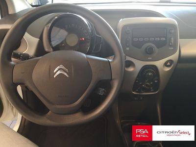 gebraucht Citroën C1 VTi 68 Feel/Klima/3T/Radio/Limiter/weiß