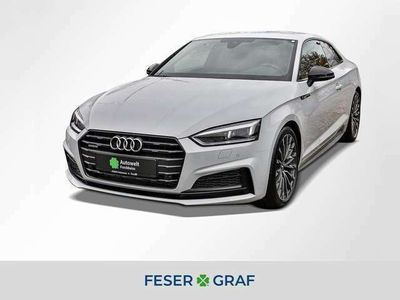 gebraucht Audi A5 3.0 TDI qu Coupé S line