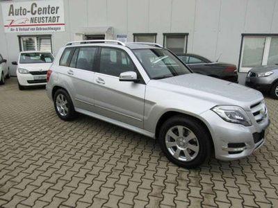 gebraucht Mercedes GLK350 GLK 350 GLK-KlasseCDI 4-Matic BE