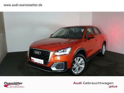gebraucht Audi Q2 35 TFSI design S-tronic/LED/AHK/Sitzhzg./Klim
