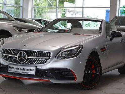 gebraucht Mercedes SLC43 AMG HANDLING PACKAGE / RED ART / DESIGNO