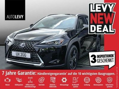 gebraucht Lexus UX 250h Launch Edition *Lenkrad-/Sitzheizung*NAVI*L