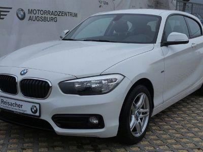 gebraucht BMW 118 i 3trg. Sport,LM,SH,PDC