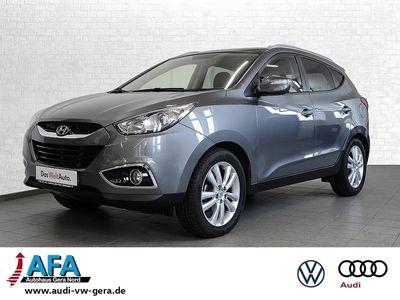 gebraucht Hyundai ix35 2,0 CVVT Premium 4WD SHZ*Klima