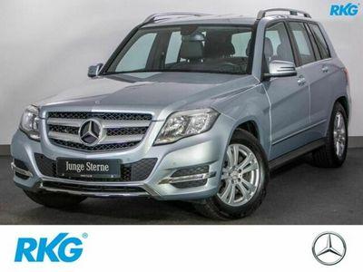 gebraucht Mercedes GLK220 CDI 4M AHK*PDC