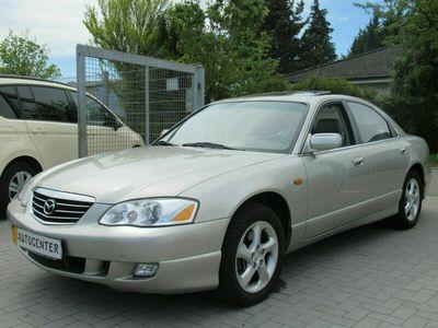 gebraucht Mazda Xedos 9 2.5i V6 Exclusive /Automatik/Navi/Leder/