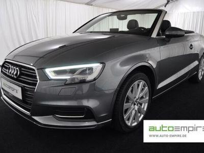 gebraucht Audi A3 Cabriolet 2.0-TDI S-tronic Design LED/NAVI-MMI