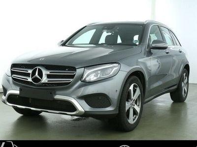 gebraucht Mercedes 220 GLC4Matic 9G-TRONIC Exclusive