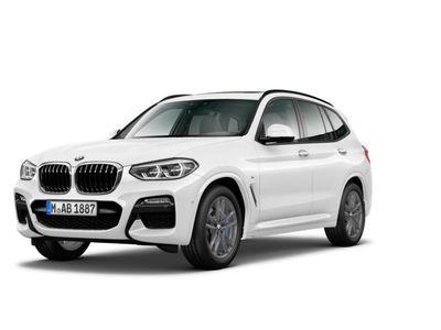 used BMW X3 xDrive30d M SPORT NAV AHK EU 6-TEMP