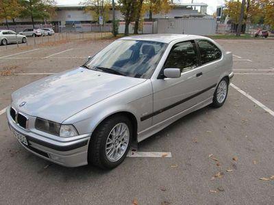 gebraucht BMW 323 Compact 323 ti Edition Exclusiv, 1.Hd., 1a Zstd.