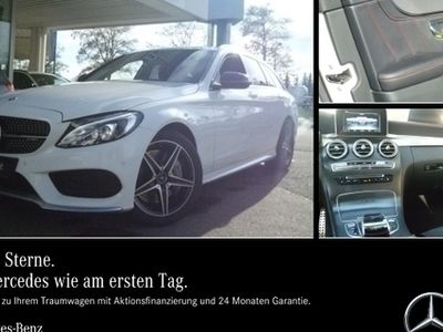 gebraucht Mercedes C43 AMG AMG 4M T Kam.,HUD,Totw.,LED,Navi,el.Heckkl.