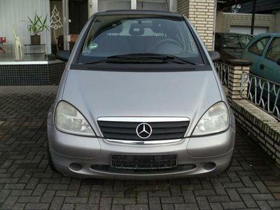 gebraucht Mercedes 170 DB - A- KLASSE -CDI - Silbermet. - Ra...