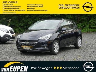 gebraucht Opel Corsa E ON 1.4,IntelliLink,Parkpilot hinten,Sitzheizung,