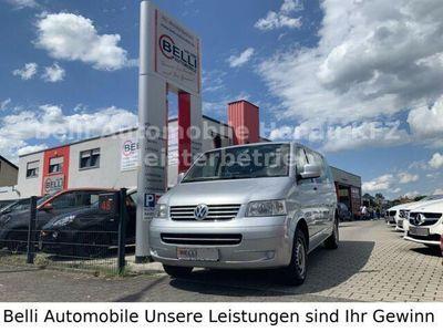 gebraucht VW Shuttle T5 BusNavi Klima 9 Sitzer FINANZIERUNG
