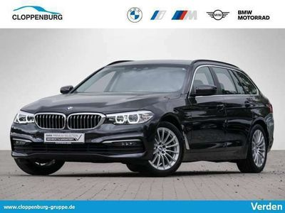 gebraucht BMW 520 d Touring Head-Up WLAN Parkassistent Shz