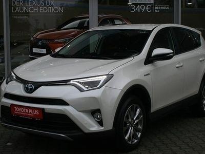 gebraucht Toyota RAV4 4x2 Hybrid * Executive * LED * Navi