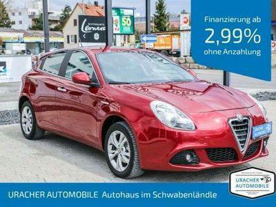 gebraucht Alfa Romeo Giulietta Tourismo / Bose / 2. Hd / HU Neu
