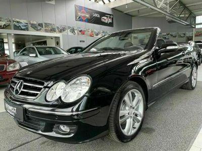 gebraucht Mercedes CLK200 Kompressor Cabrio Avantgarde Automatik