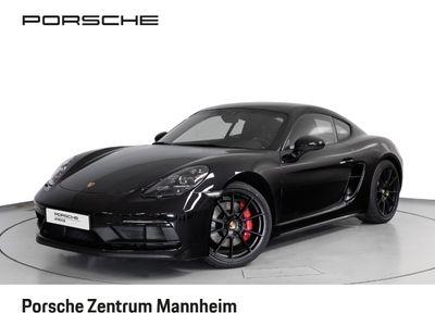 gebraucht Porsche 718 Cayman GTS 4.0 LED Kamera BOSE Apple CarPlay