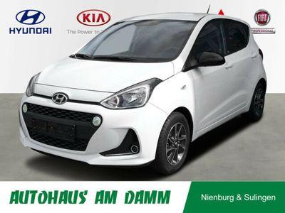gebraucht Hyundai i10 YES! 1.0 Winterpaket Alu