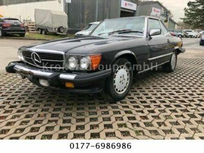 gebraucht Mercedes 560 SL W107