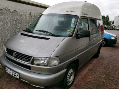 gebraucht VW T4 Hochdach 2,5 TDI (Acv) Camper Wohnmobil Van