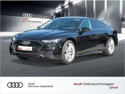 gebraucht Audi A7 Sportback 50 TDI qu S line Laser STHZG Pano