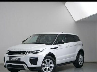 gebraucht Land Rover Range Rover evoque TD4 SUV SE Dynamic Touch Pro