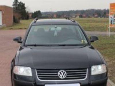 gebraucht VW Passat VWVariant 2,0 Benziner * wenig Kil...