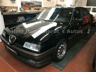 gebraucht Alfa Romeo 164 3.0 QV*200PS*erst 164tkm*Leder*Klima*17Zoll*