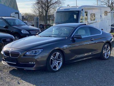 gebraucht BMW 640 iFDS+DDC+Nav+Hdup+Sthz+Pan+360K+LED+Soft+TV