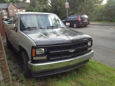 gebraucht Chevrolet C1500 als SUV/Geländewagen/Pickup in Anröchte