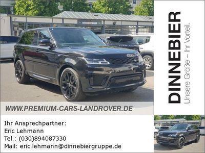 gebraucht Land Rover Range Rover Sport D300 HSE Dynamic | RANGE ROVER Berlin Neuwagen, bei Autohaus Dinnebier GmbH
