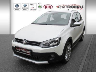 gebraucht VW Polo Cross V 1.2 TSI +Climatronic +SHZ +Xenon