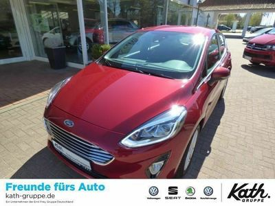 used Ford Fiesta S&S TITANIUM EcoBoost
