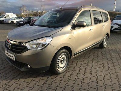 gebraucht Dacia Lodgy 1.2 TCe 115 Van5 Laureate