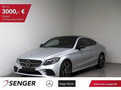 gebraucht Mercedes C300 COUPE AMG LINE+PANOSHD+BURMESTER+NIGHTPAKET Fahrzeuge kaufen und verkaufen