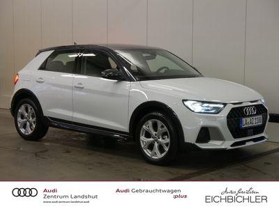 gebraucht Audi A1 citycarver 30 TFSI S tronic PreSense LED Navi A