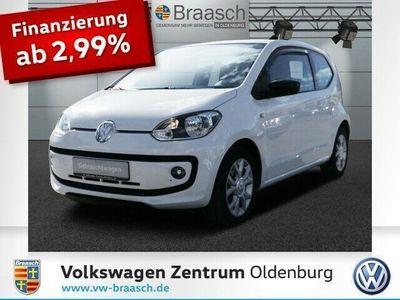gebraucht VW up! up! cup1.0 EcoFuel BMT/Start-Stopp, Klima